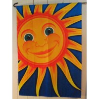 SMILLING SUN  (LARGE SIZE 28 X 40)
