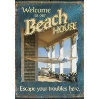 BEACH HOUSE !  ( GRAND 28 X 40)