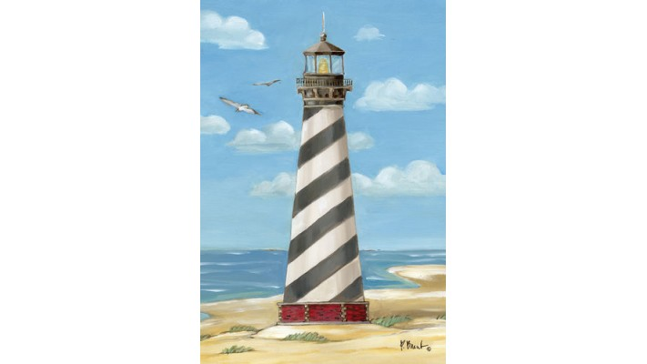 PHARE CAPE HATTERAS  ( GRAND 28 X 40 )